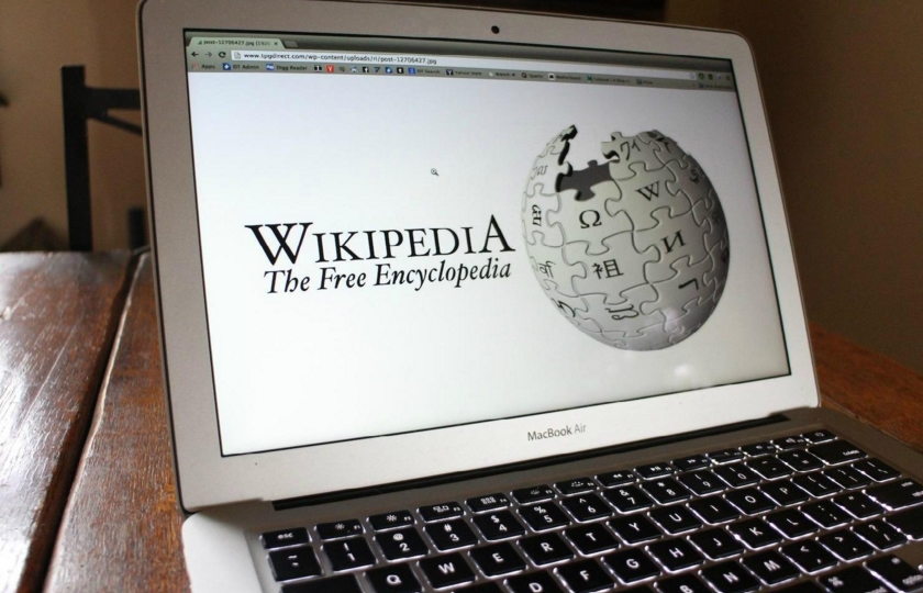 Image: The ministry of Wiki-truth