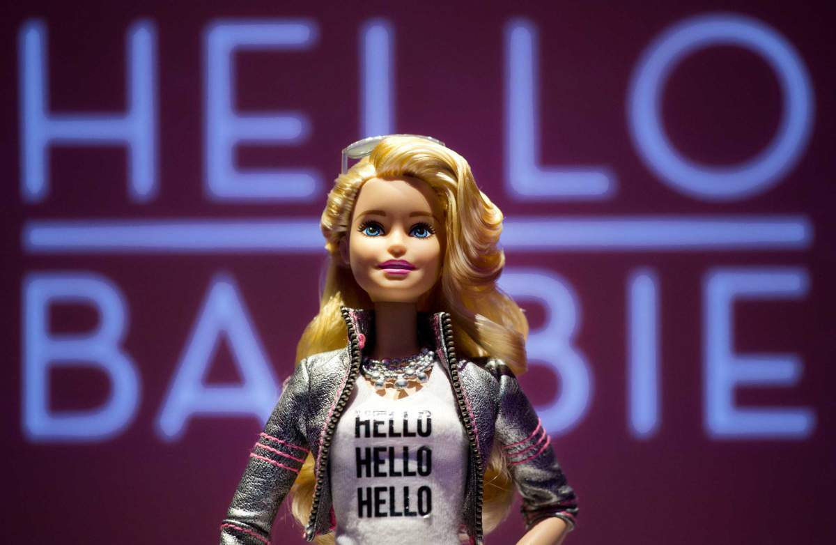 "Image: Another evil corporation targets children for psychological warfare and ""gender fluid"" indoctrination: Mattel releases gender-neutral Barbie dolls"