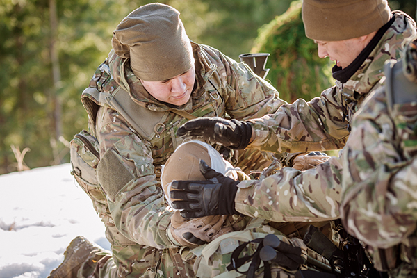 Image: Survival medicine: Things to remember about tactical combat casualty care