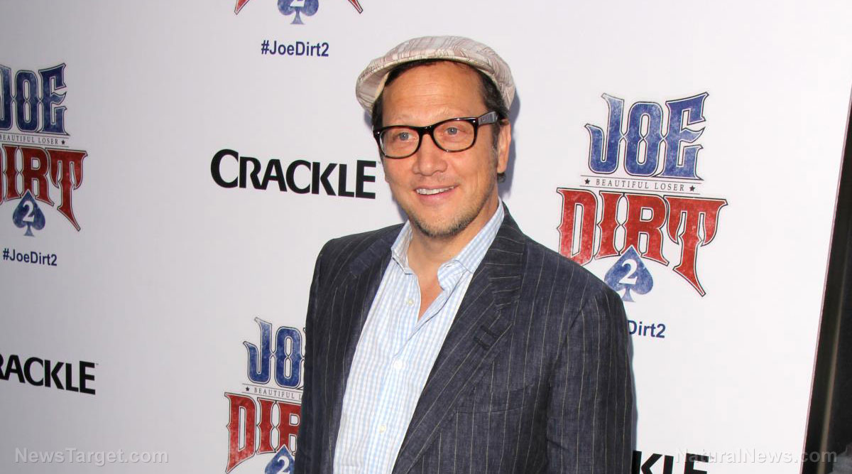 Image: Actor Rob Schneider speaks out against forced vaccinations, says Americans can make their own health choices