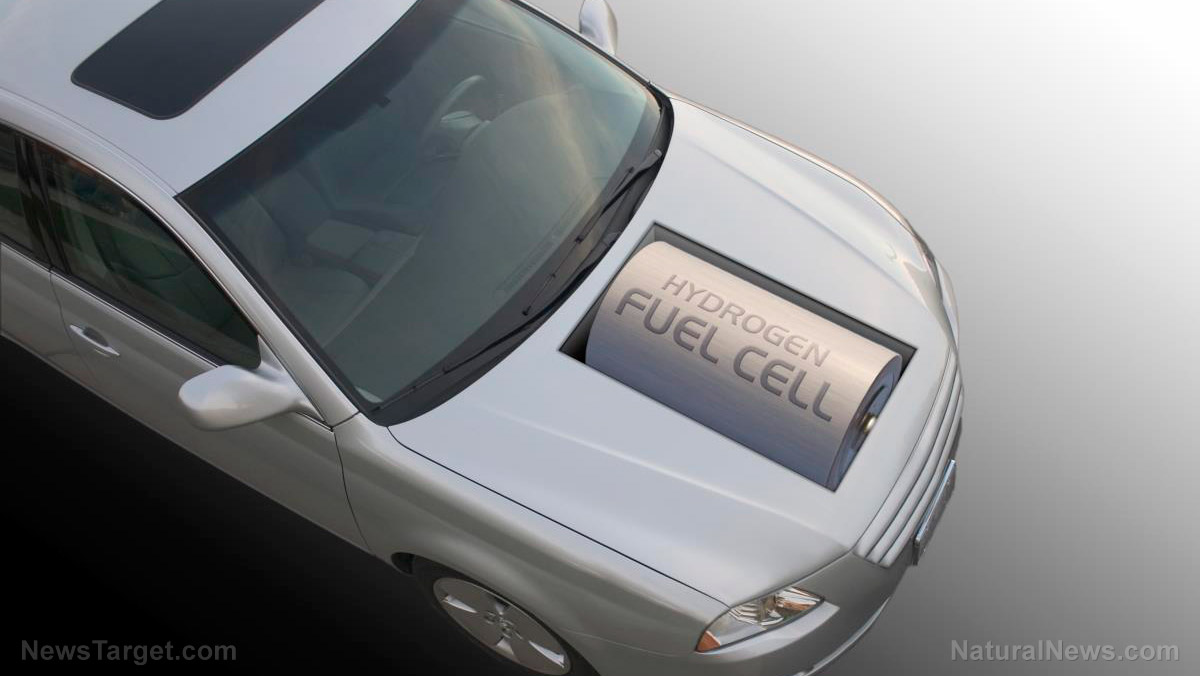Image: Researchers design cost-efficient, clean fuel cells that might soon replace traditional gas engines in cars