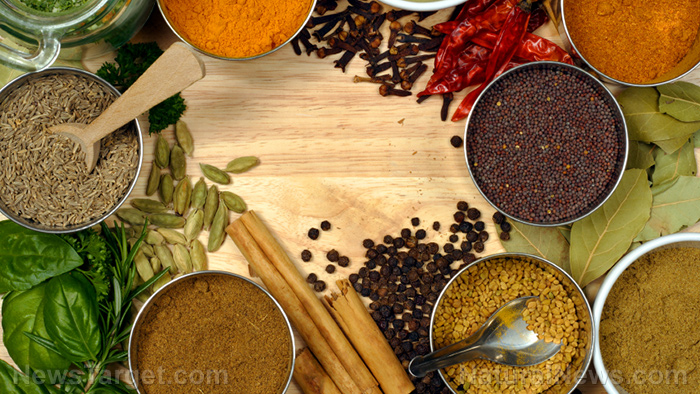 Image: What are some of the best herbs and spices for regulating blood pressure?
