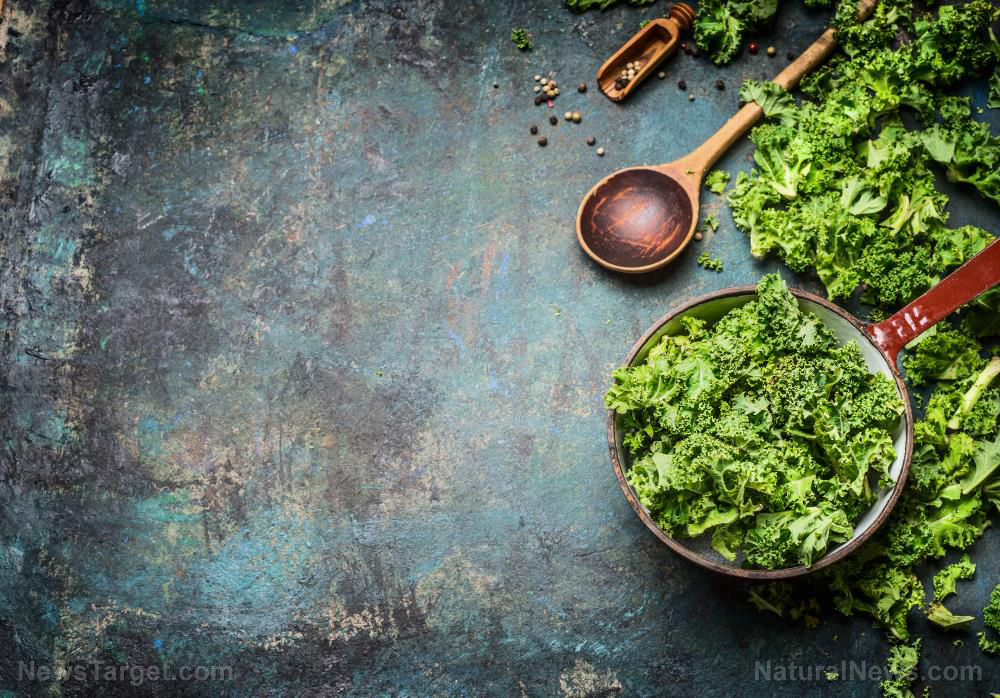 Image: Kale is a nutrient-dense superfood because of these 7 health benefits