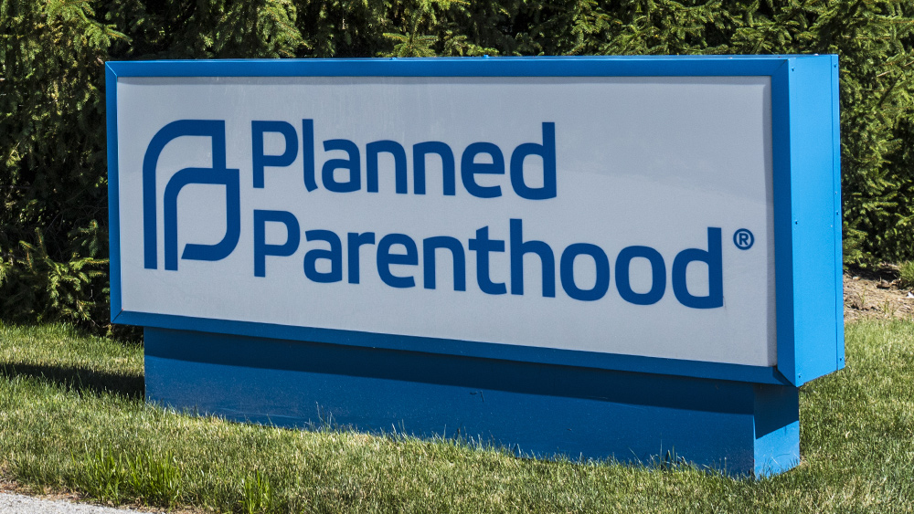 Image: Planned Parenthood tweets 'human rights for all' while denying human rights to babies