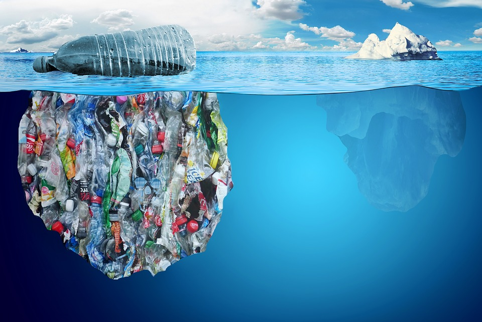 Image: Plastic pollution is killing beneficial bacteria in the ocean that help us breathe