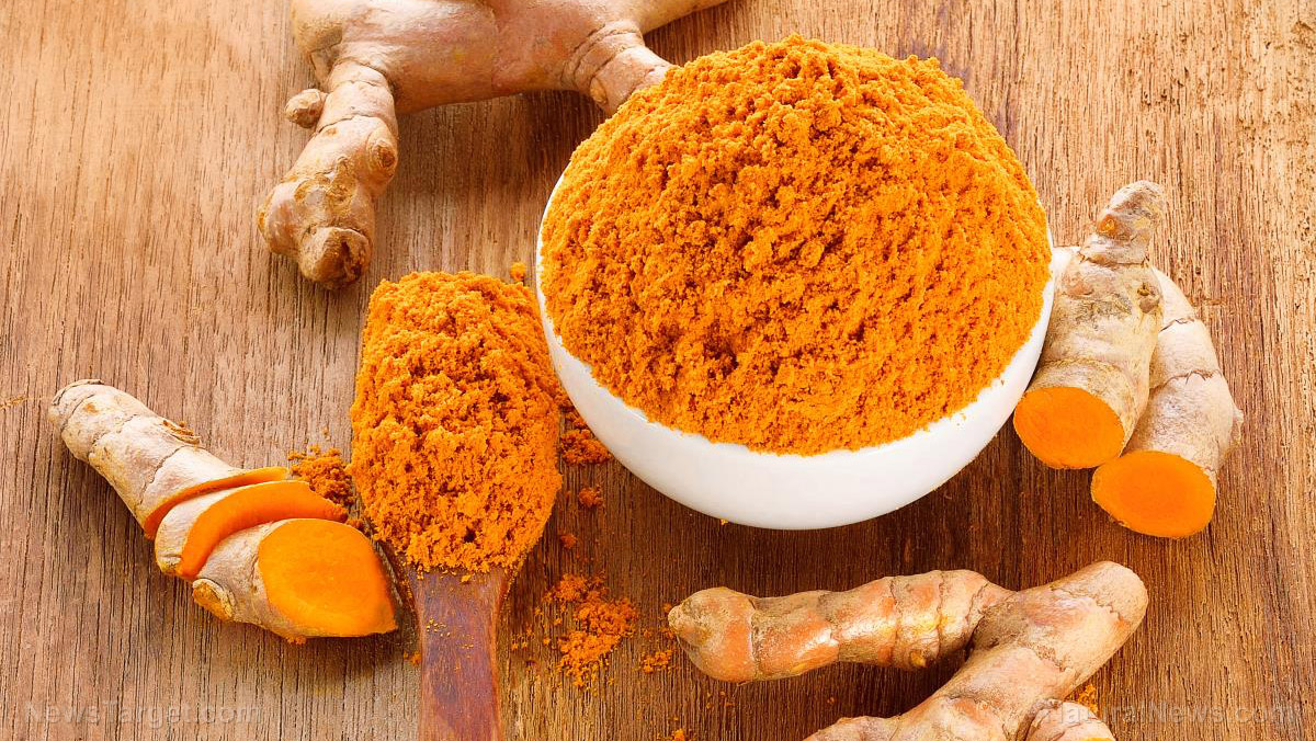 Image: You know turmeric for its many health benefits: Add anti-asthma to that list