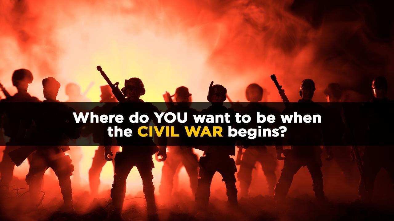 Imagem: Dez coisas que poderiam desencadear uma guerra civil completa em 2020 ... e qualquer uma dessas dez poderia acontecer A QUALQUER MOMENTO