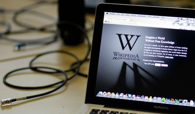 Image: Wikipedia exposed as a CIA disinformation front