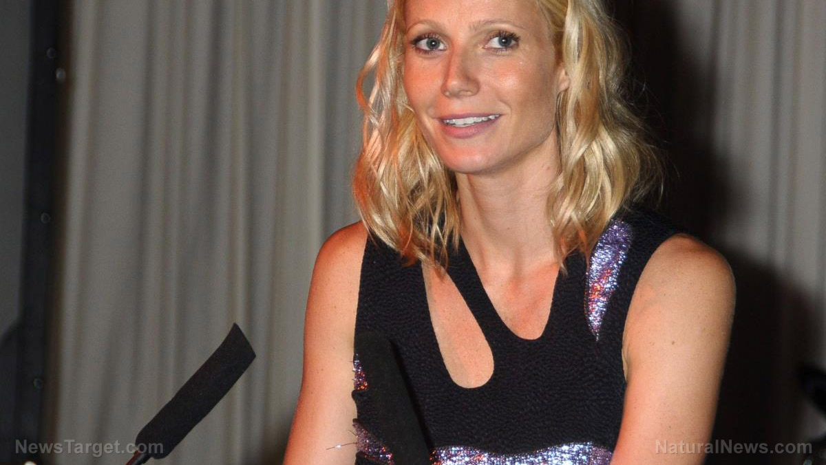 Image: Gwyneth Paltrow is now selling candles that she claims smell like her crotch – what has happened to our world?