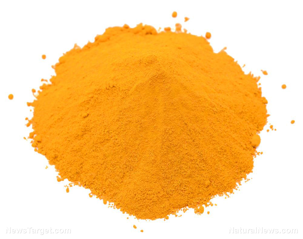 Image: Curcumin: Prevent liver disease and reduce liver fat with this amazing natural plant compound
