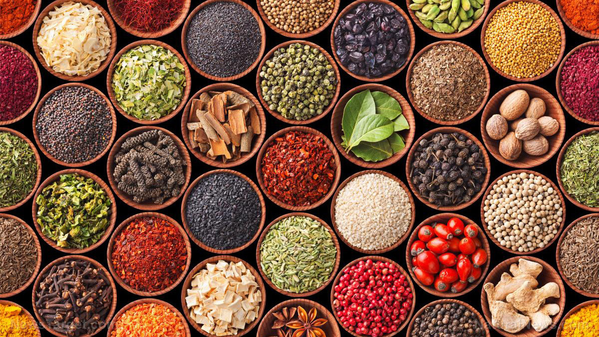 Image: Researchers explore health benefits of African plants and spices
