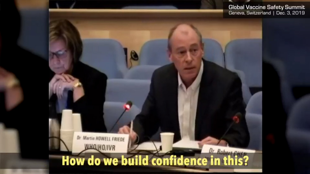 Image: VACCINE BOMBSHELL as U.N. health experts admit toxic vaccine ingredients are harming children worldwide – see video, transcript