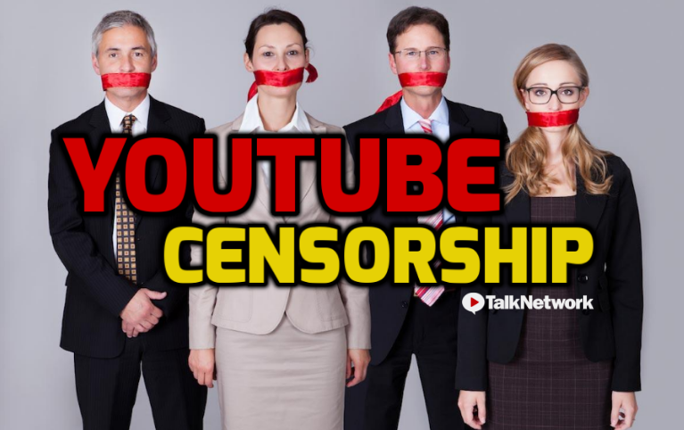 Image: YouTube blocks Virginia pro-2A live streams to censor patriots and control the narrative