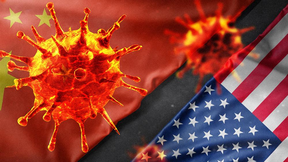 Image: U.S. now admitting coronavirus has broken containment beyond China