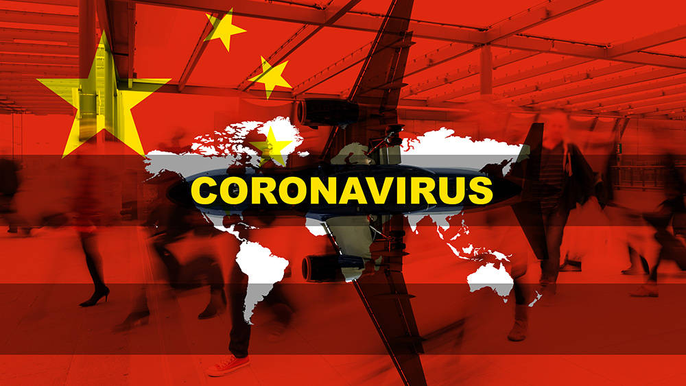 Image: Coronavirus spreads to Ecuador and the Republic of Ireland, both from passengers who flew commercial airlines