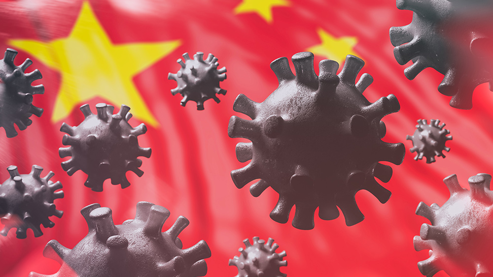 Image: Conflicting statements from Chinese government regarding scope and spread of coronavirus prove Beijing's Communist leaders are lying