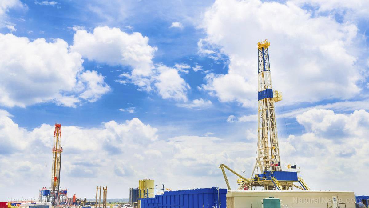 "Image: RADIOACTIVE fracking waste dumped in Oregon landfill – regulators' response is ""a JOKE"""