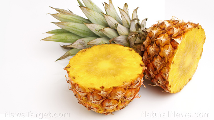 Image: Vitamin-rich pineapple fruit hosts a variety of health benefits that make it a REAL superfood