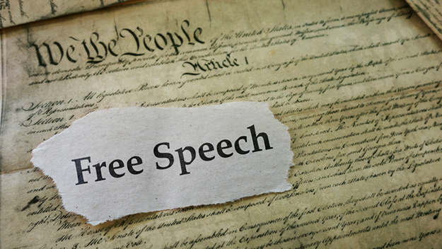 Image: State lawmakers unanimously pass free speech bill. Professors oppose the effort.