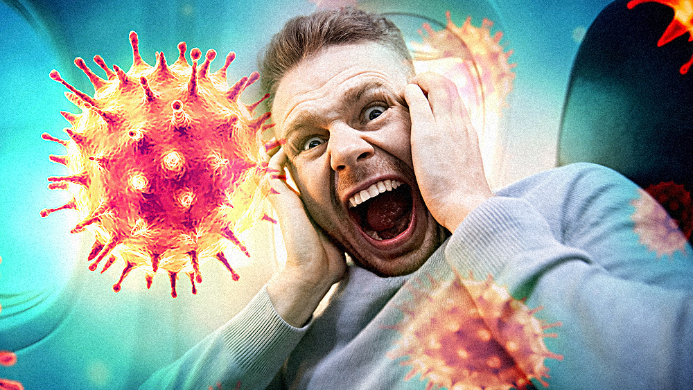 """Coronavirus Denialism: When People Tell You, """"It Won't Be That Bad,"""" Ask Them to Explain How the Virus Stops Replicating! +Video"""