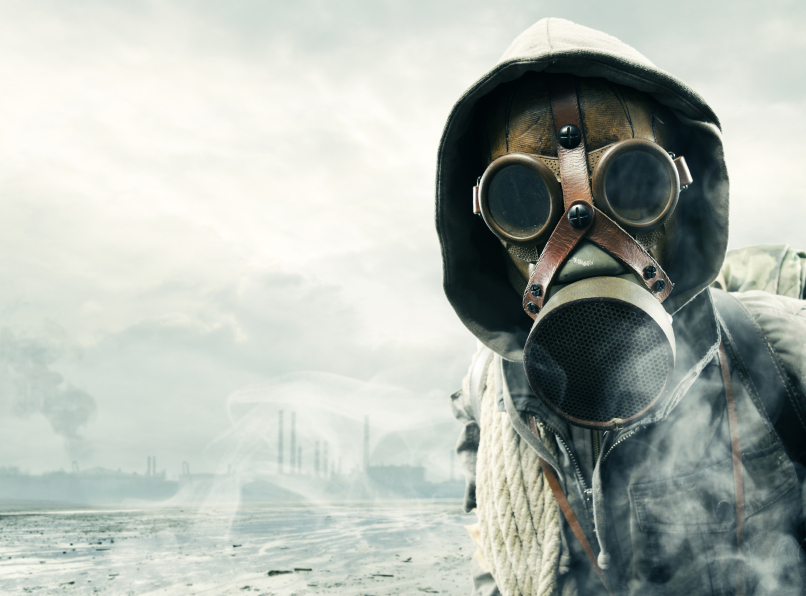 Image: 3 DIY gas masks you can make to prepare for disaster
