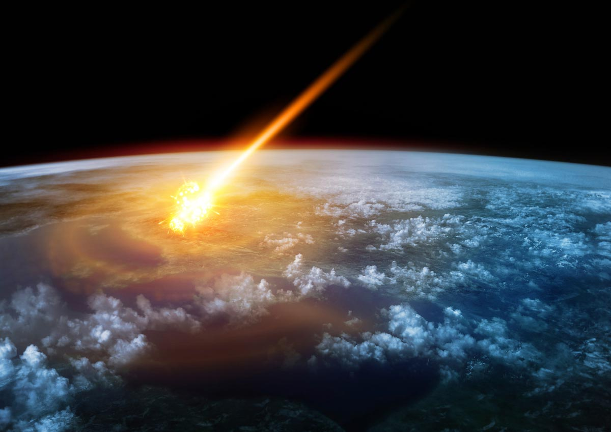 "Image: Astronomers conduct ""planetary defense"" exercise to prepare for extinction-level events"