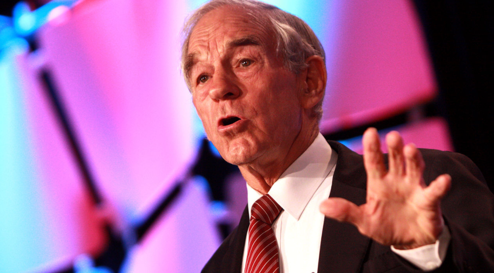 Image: Ron Paul says the coronavirus is a HOAX … here's why he is horribly, dangerously wrong
