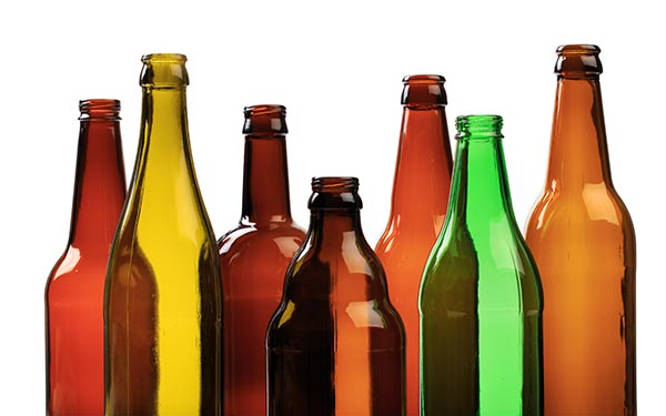 Image: Drinkers, beware: Research finds that enameled decorations on alcoholic beverage bottles may contain high levels of TOXIC elements