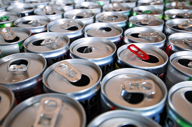 Image: You should cut back on energy drinks – they can give you heart problems