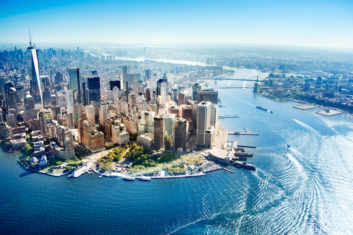 Image: A warning to the world? New York now scrambling to address Coronavirus outbreak