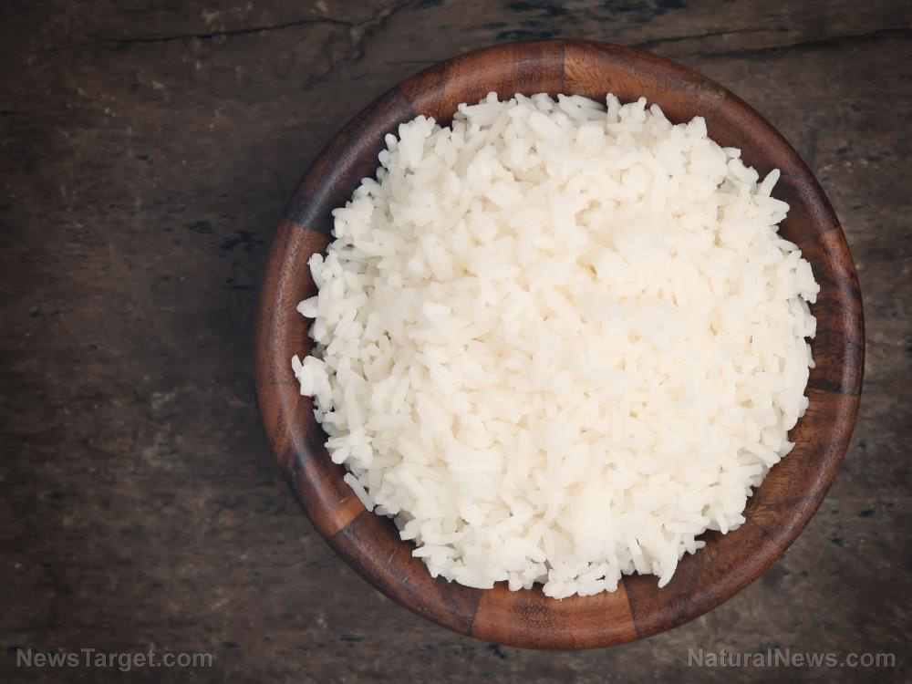 Image: Food safety tips: How to reduce the arsenic in your rice by 80 percent