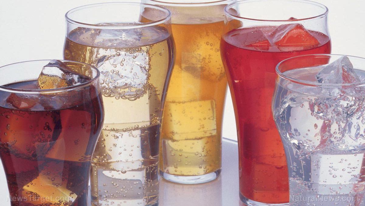 Image: Consuming fizzy drinks can affect bone health – but some drinks are worse than others