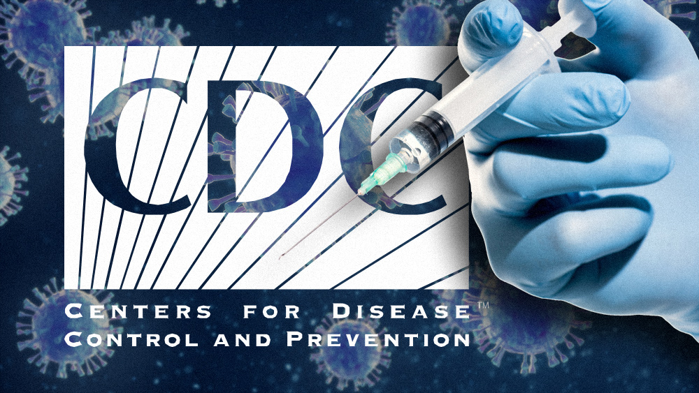 """Image: Top CDC official says """"get rid of all the whites in the United States"""" to force vaccines on everyone else"""