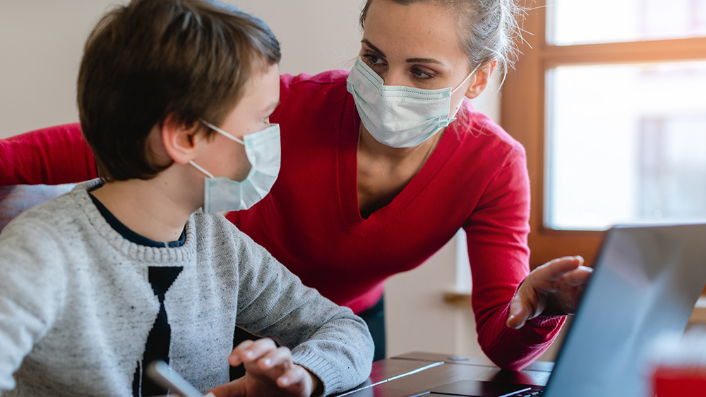 Image: Leftists push for homeschooling ban amid coronavirus crisis – so now they don't want children getting ANY education?