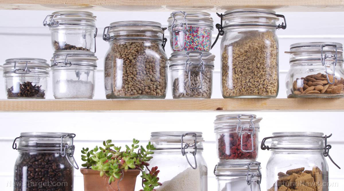 Image: Food storage tips for beginners: How to stock your prepper pantry