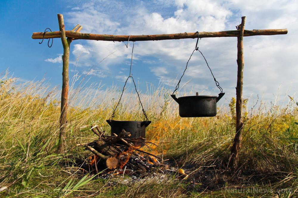 Image: Survival basics: Alternative ways to cook without electricity