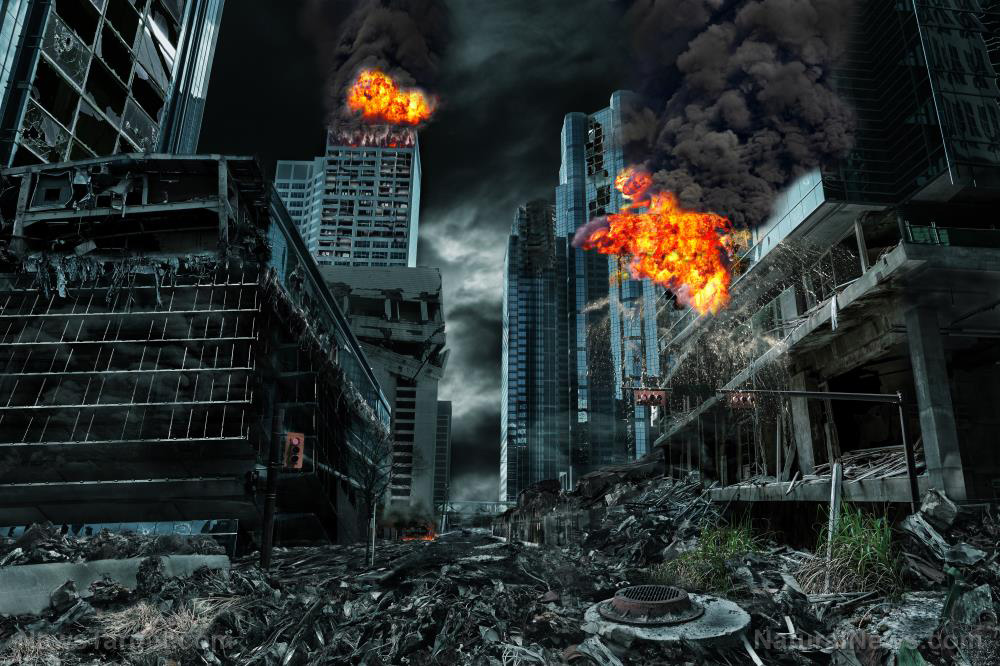 Image: This country is done! Prepare for the most brutal war this world has ever seen
