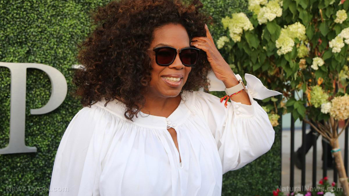 Image: Oprah thinks blacks are still being lynched en masse all across America