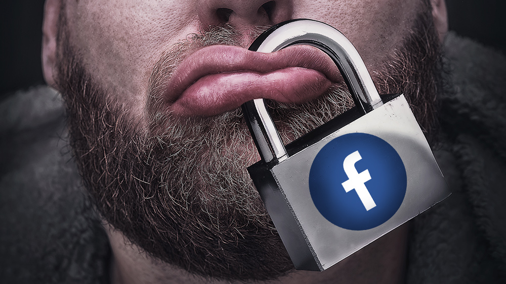 "Image: Censorship spree? Facebook removes almost 200 accounts to ""address hate speech, violence"""