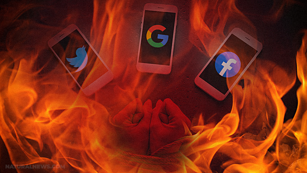 "Image: Silicon Valley pioneer claims that Google and Facebook are ""choking"" the internet"