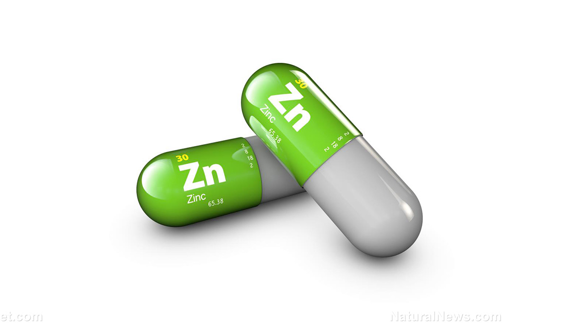 Image: Zinc is an effective treatment for coronavirus infection, blocks viral replication