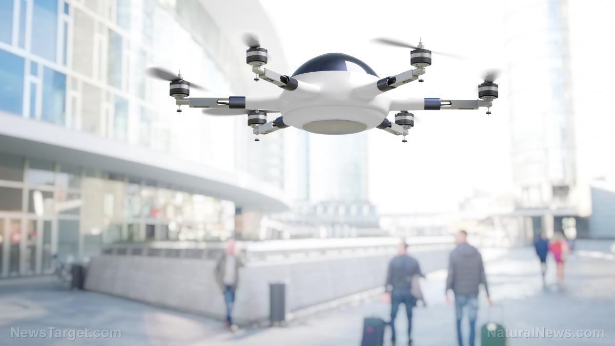 Image: EXCLUSIVE: Trump may have canceled GOP convention in Florida because of threat of INDOOR drone weapon deployment with fentanyl payload from China