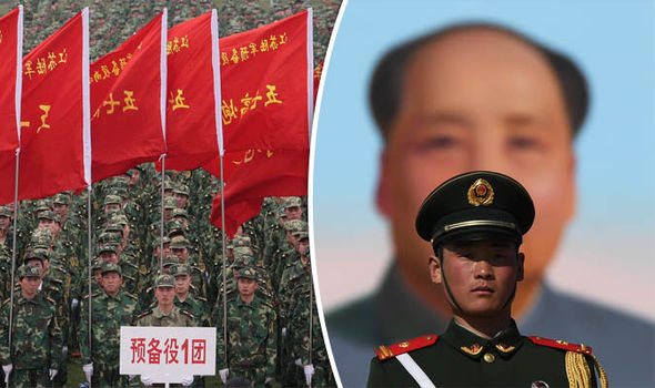 Image: A Communist takeover? Chinese military researcher admits stealing data, layouts from US university