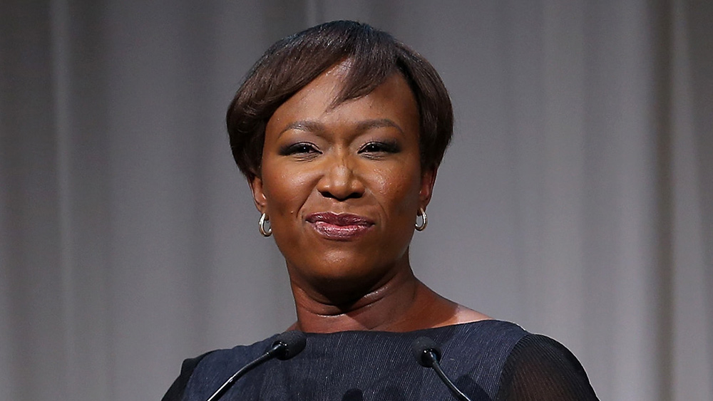 "Image: MSNBC's Joy Reid mocks idea of violent inner city crime, says Trump is creating ""false narrative"" to scare ""white suburbs"""