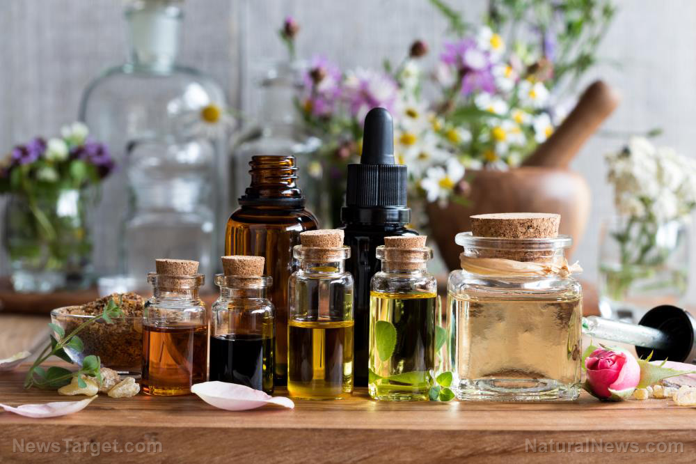 Image: Assessing the use of aromatherapy in clinical practice