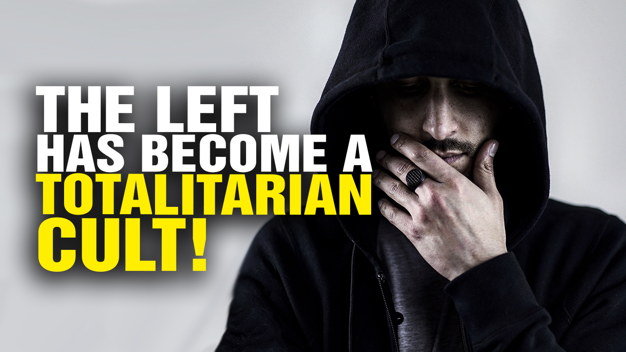 Image: A totalitarian cult is rising to power – its crimes glorified, its shame weaponized