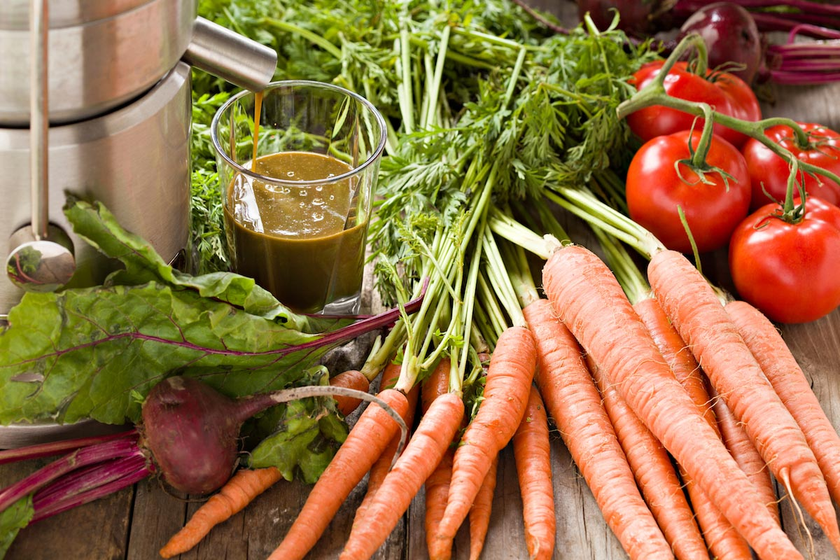 Vegetable-Juice-Drink-Carrots Quench your thirst in the healthiest way possible by juicing these 9 vegetables Food & Wine Health Lifestyle [your]NEWS