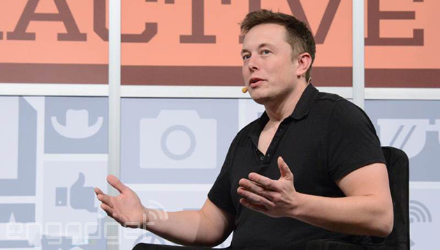 Image: Elon Musk: It's 'time to break up Amazon'