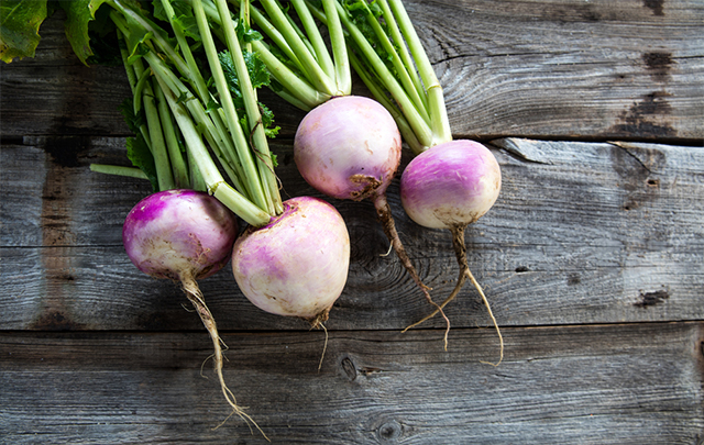 Image: 6 Reasons to eat more turnip greens, a lesser known nutritional powerhouse