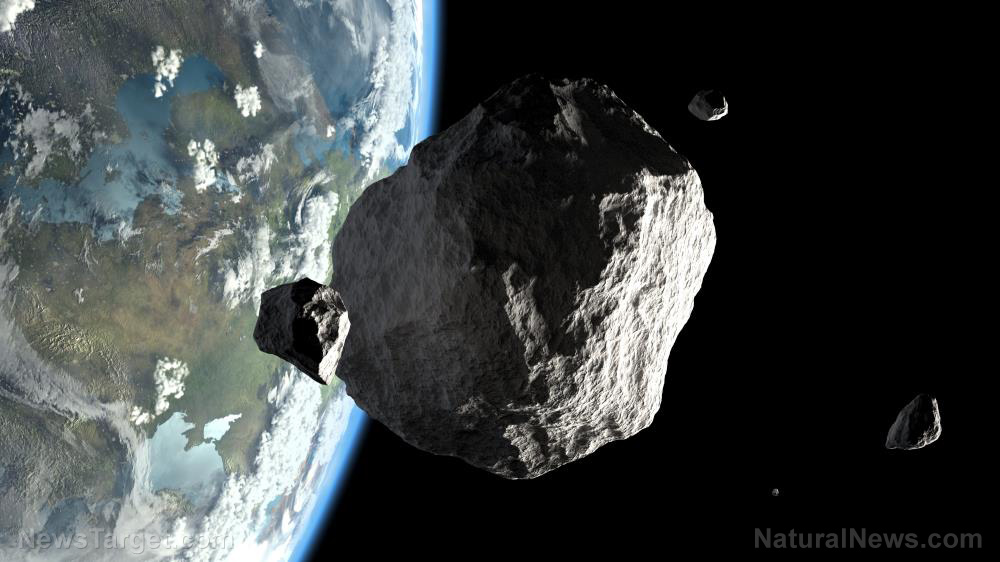 Image: Astronomers detect closest asteroid to fly by the Earth six hours too late